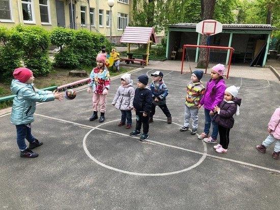 В одном из детских садов Серпухова открылась еще одна дежурная группа