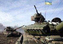 Участники конфликта на Донбассе выдвинули к линии разграничения войска