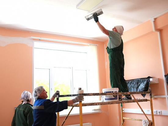 В рязанской больнице Семашко начался ремонт корпуса № 5
