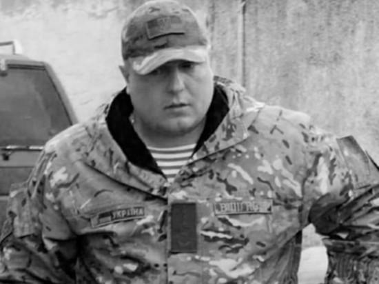 """В Донбассе погиб комбат """"Луганска-1"""""""