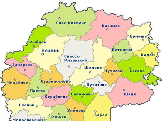 Еще в восьми населенных пунктах Рязанской области выявили коронавирус