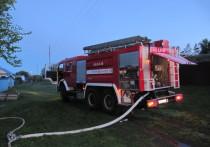 Хозяин частного дома погиб при пожаре в Чувашии