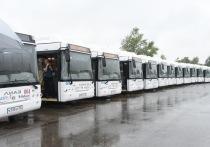 До конца года Череповец получит 17 новых автобусов на газомоторном топливе