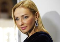 Татьяна Навка выписалась из больницы, Песков все еще в стационаре