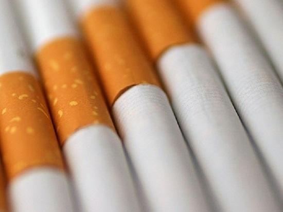 Молодой житель Твери хорошо зарабатывал на немарикированных сигаретах