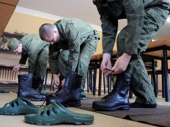Путин: военный призыв для выпускников 2020 года отложен