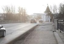 На 3 дня в Пскове перекроют Троицкий мост