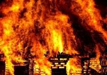 Житель Красногородского района из мести сжег соседскую баню