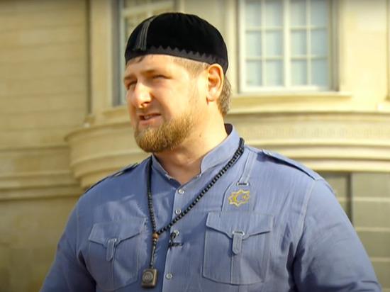 Главу Чечни госпитализировали в одну из московских клиник