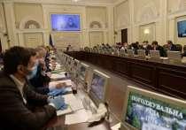 Верховную Раду Украины накрыла вторая волна коронавируса