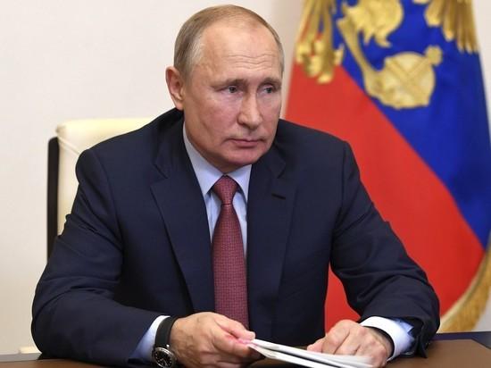 Путин «прибил гвоздями» дату начала ЕГЭ