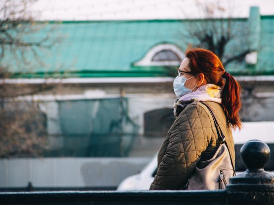 В Рязани начали ловить нарушителей масочного режима