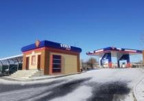 В Калмыкии самый дешевый бензин