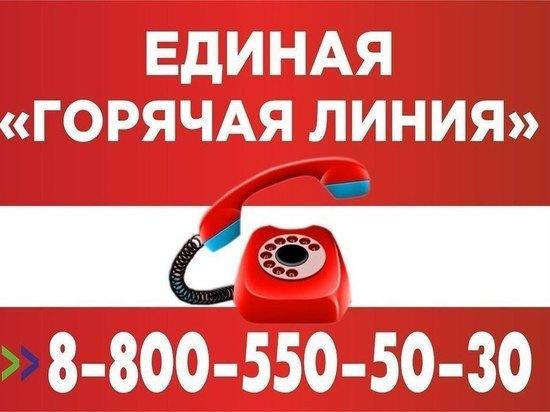 Жители Серпухова могут обратиться за помощью по телефону