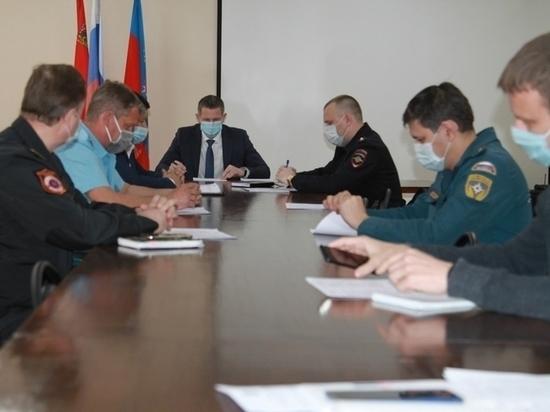 В Пущино обсудили вопросы безопасности на водных объектах