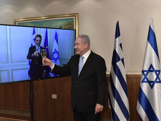 30-летиe израильско-греческих отношений отпраздновали онлайн