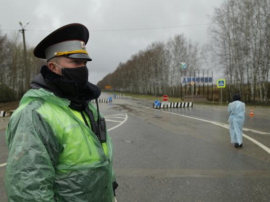 С одного из семи населенных пунктов Нижегородской области снят карантин