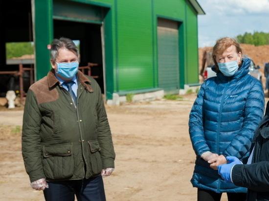 В Ивановской области будет построена ферма на 400 голов КРС