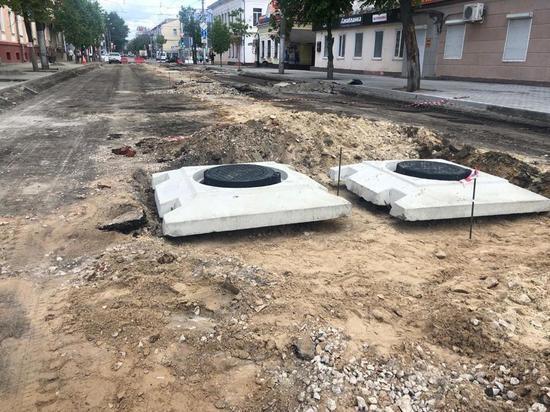 В ремонт дороги на Московской в Калуге внесут коррективы