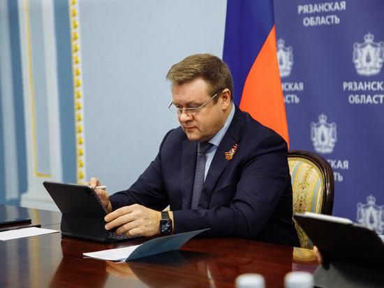 Любимов высказался по ситуации с выплатами рязанским медикам