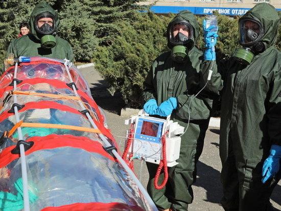 64 человека заболели сегодня коронавирусом в Липецкой области