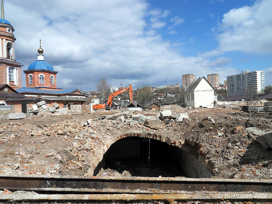 В Курске винные погреба 19 века признали культурным объектом