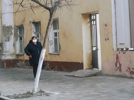 В Астрахани резко возрос коэффициент распространения коронавирусной инфекции
