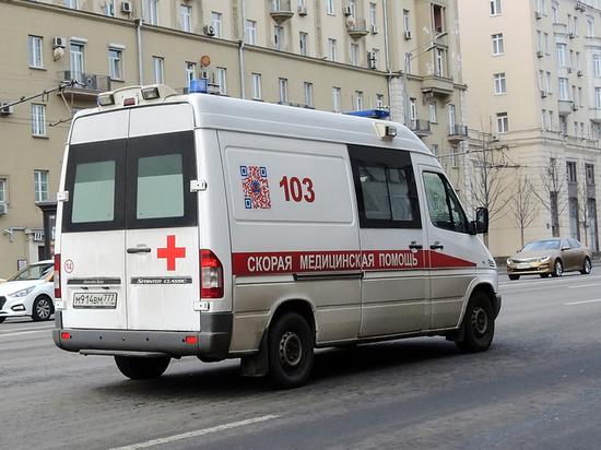 В Москве врач нашел труп по дороге на работу