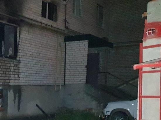 Пострадавшим на смертельном пожаре в Ермолино окажут помощь