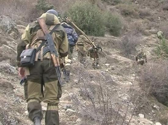 В Дагестане ищут боевиков