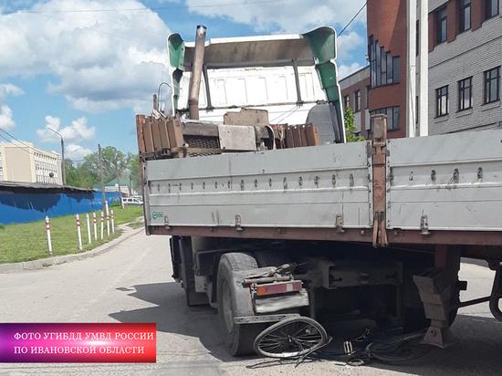 За сутки на дорогах Ивановской области сбили ребенка, рабочего дорожной службы, престарелого велосипедиста и… крест