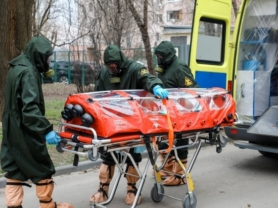 22 мая: сколько людей и где заражено коронавирусом в Волгоградской области