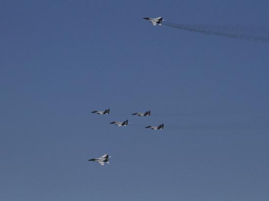 Эксперт объяснил появление «российской авиации» в Ливии