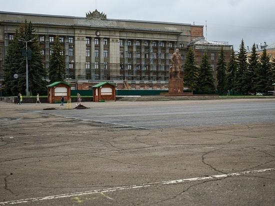 Театральную площадь полностью обновят в 2020 году