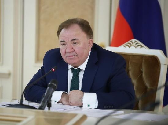 Калиматов создал фонд для поддержки малоимущих в Ингушетии