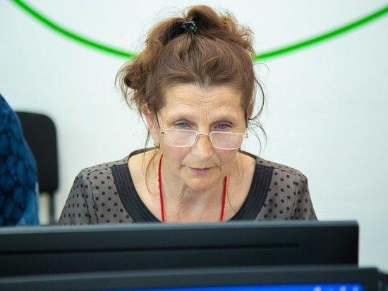 Астраханские пенсионеры готовятся к областному чемпионату компьютерной грамотности