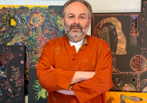 Художник Александр Ростоцкий рассказал, как готовит джаз, арт и суп из змеи