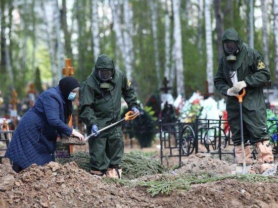 Губернатор Петербурга разрешил очное прощание с умершими