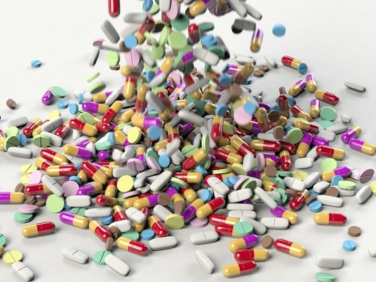 В марте у россиян были популярны успокоительные лекарства