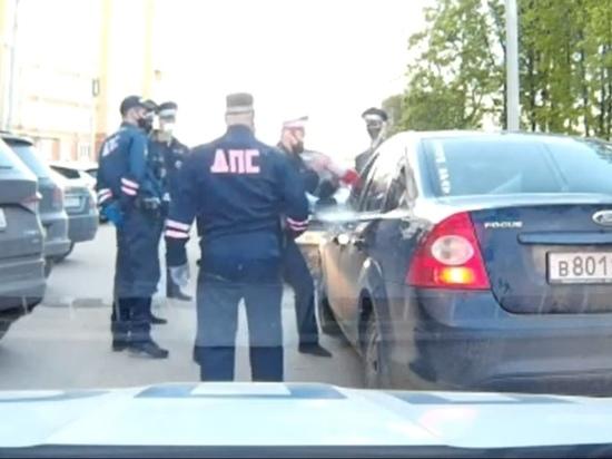 Сотрудники ГИБДД задержали в Йошкар-Оле нетрезвого водителя