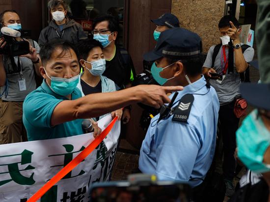 Власти Китая готовятся ужесточить меры в отношении бунтующих оппозиционеров Гонконга