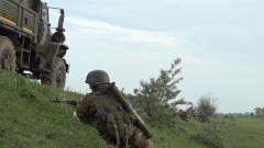 В Дагестане нейтрализованы шесть боевиков: кадры жесткой спецоперации