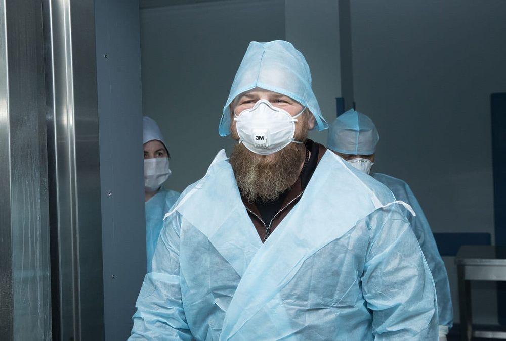 Рамзан Кадыров и коронавирус: последние фото главы Чечни