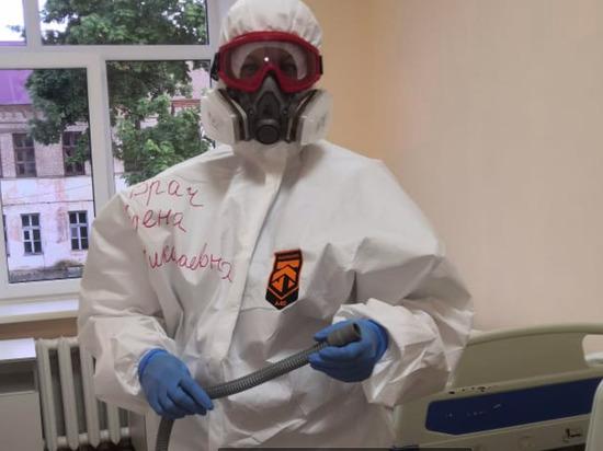 Еще один инфекционный госпиталь открылся в Тульской области