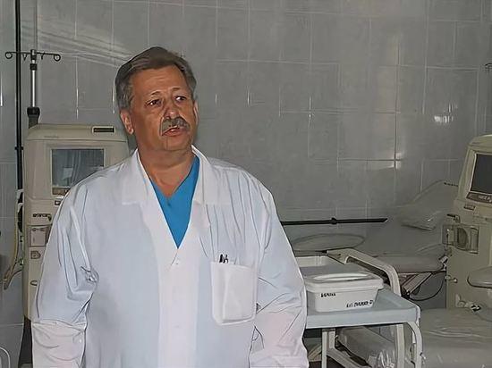 В Брянске скончался от коронавируса заслуженный врач Юрий Бухниев