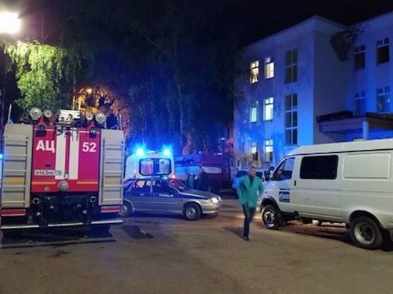 В Татарстане на пожаре в больнице погибли три человека
