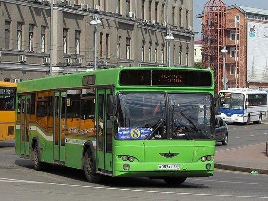 Маршрут автобуса № 6 временно изменится в Иркутске
