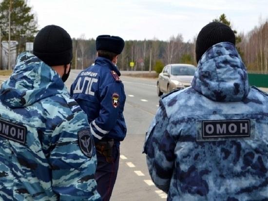 В Ивановской области около тысячи водителям не разрешили въезд в регион