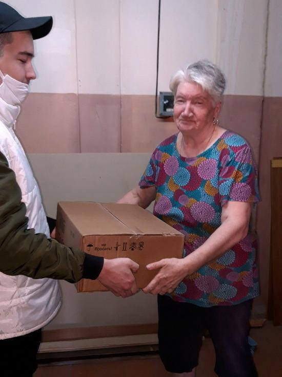 Более 1500 жителей Йошкар-Олы получили продуктовую помощь