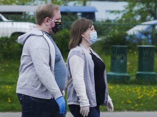 Ученый заявил, что каждый пятый москвич столкнулся с коронавирусом